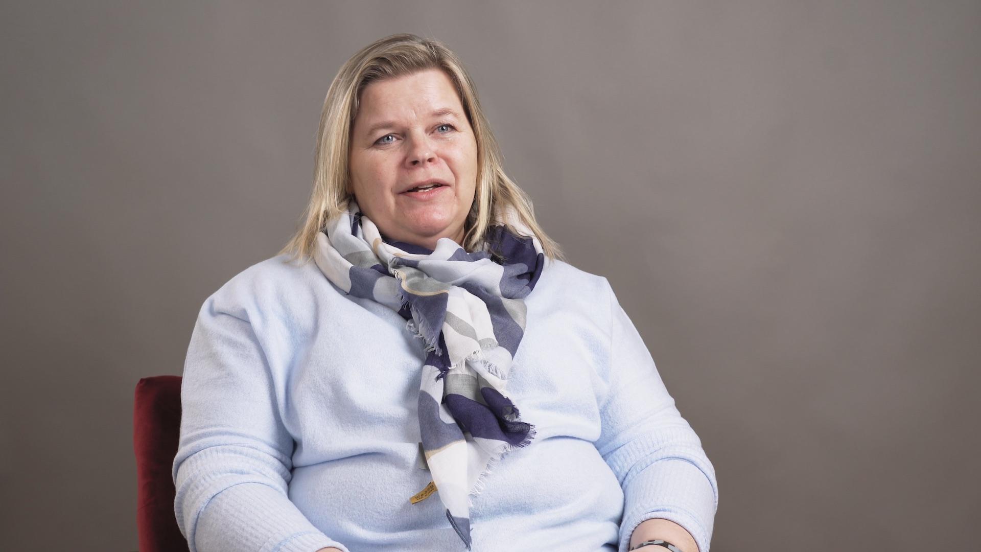 Peggy Heie, smb er sårbare for datakriminalitet